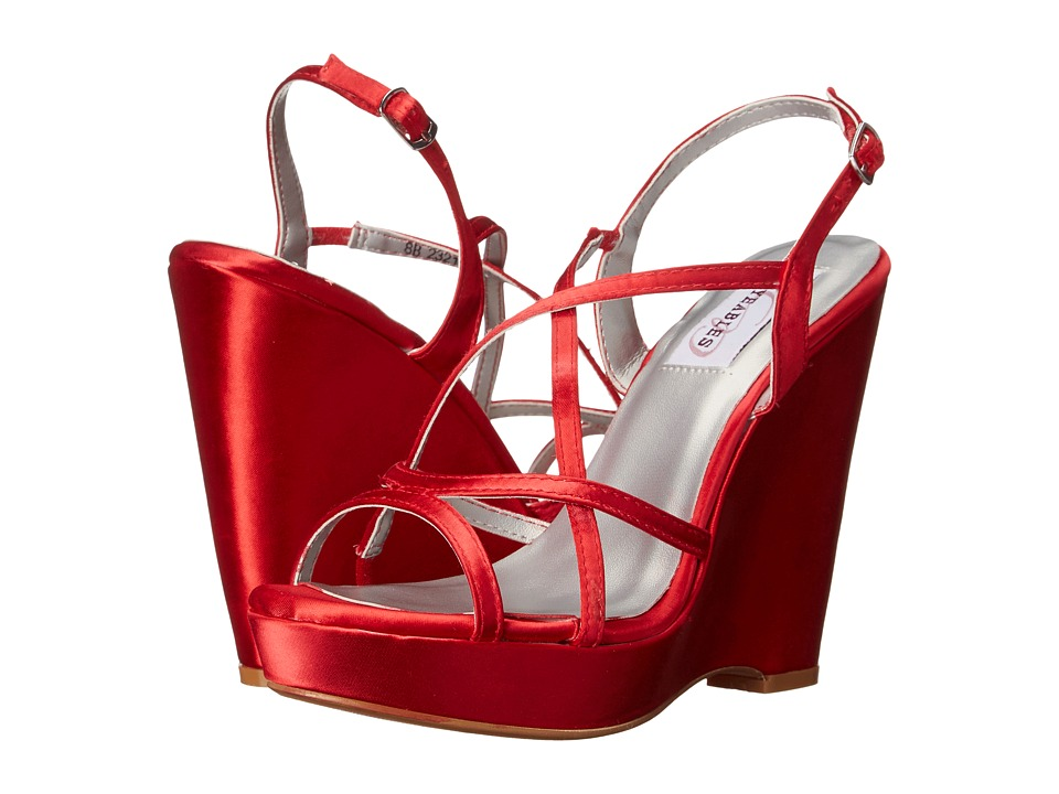 Touch Ups - Dee (Valentine Red) Women's Shoes