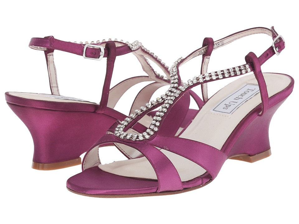 Touch Ups - Bernie (Burgundy) Women's Dress Sandals
