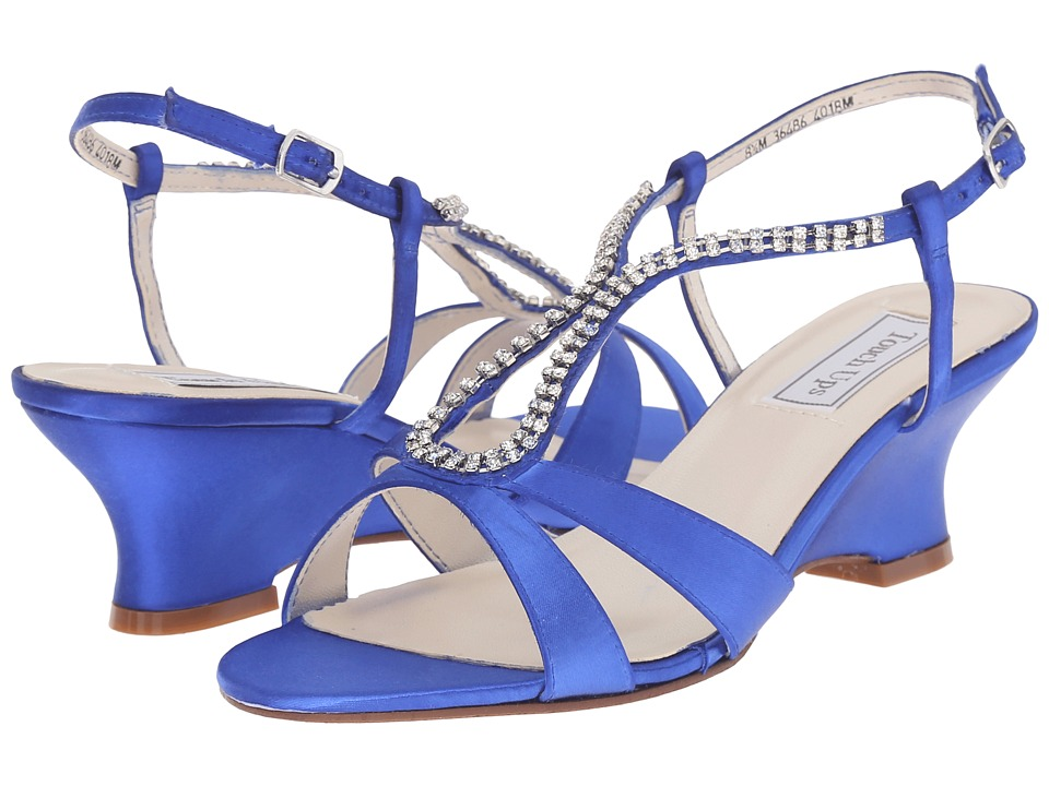 Touch Ups - Bernie (Sapphire) Women's Dress Sandals