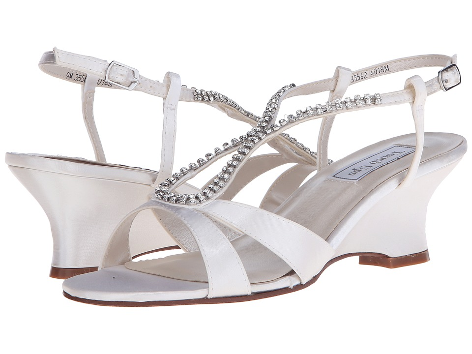 Touch Ups - Bernie (Ivory) Women's Dress Sandals