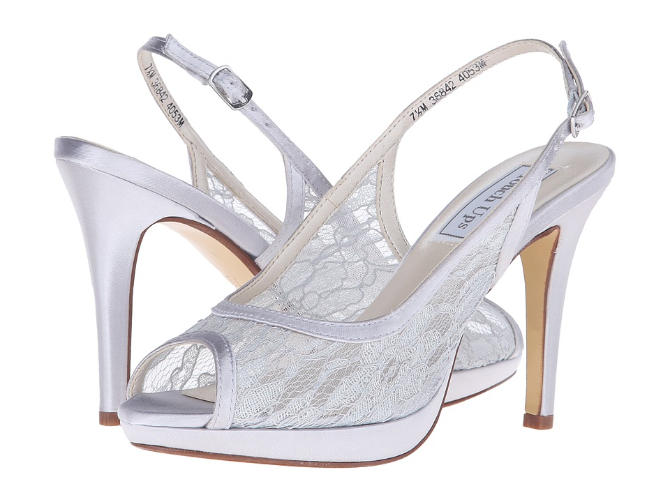 Touch Ups - Lydia (Silver) Women's Shoes