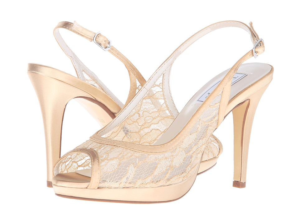 Touch Ups - Lydia (Victorian Gold) Women's Shoes