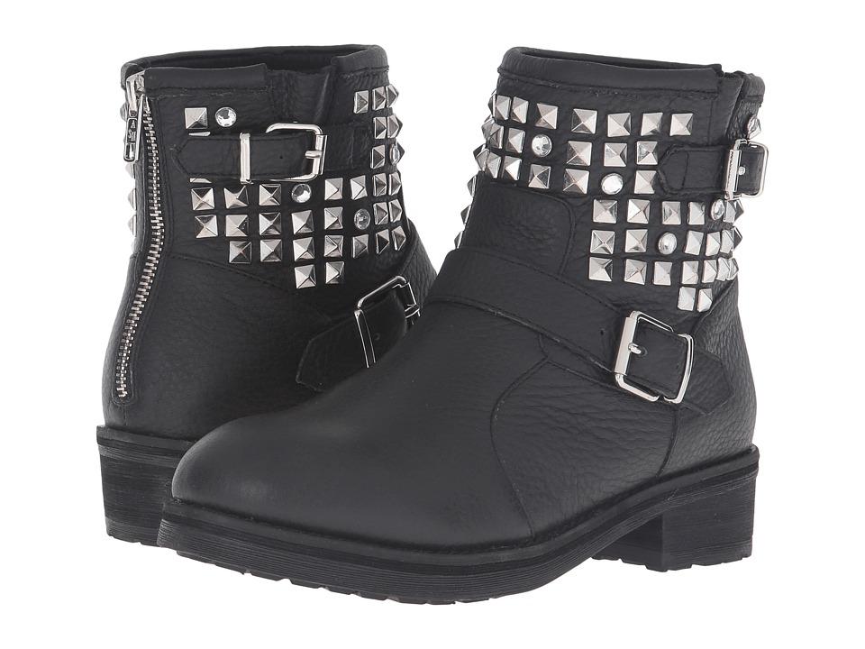 ASH Kids - Mira Hattie (Little Kid/Big Kid) (Black) Girl's Shoes