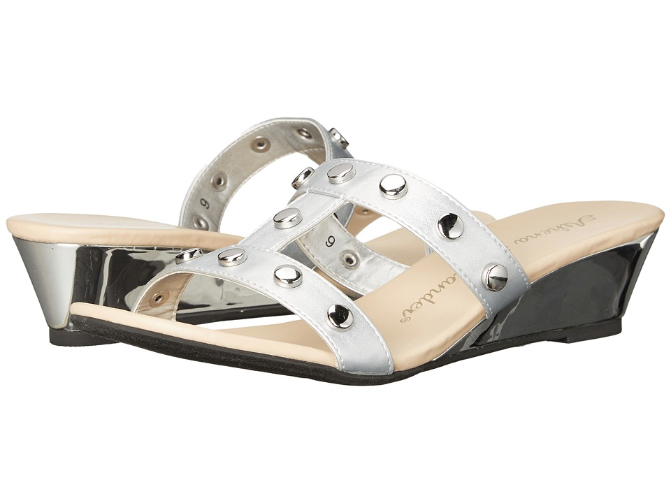 Athena Alexander - Tandy (Silver) Women's Shoes