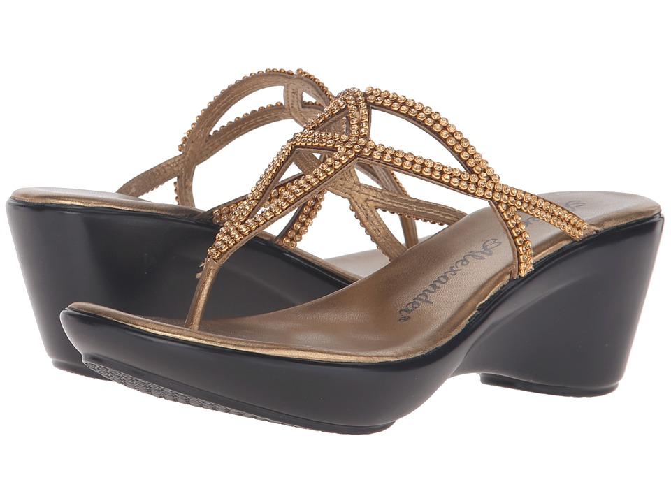 Athena Alexander - Kaylenn (Bronze) Women's Shoes