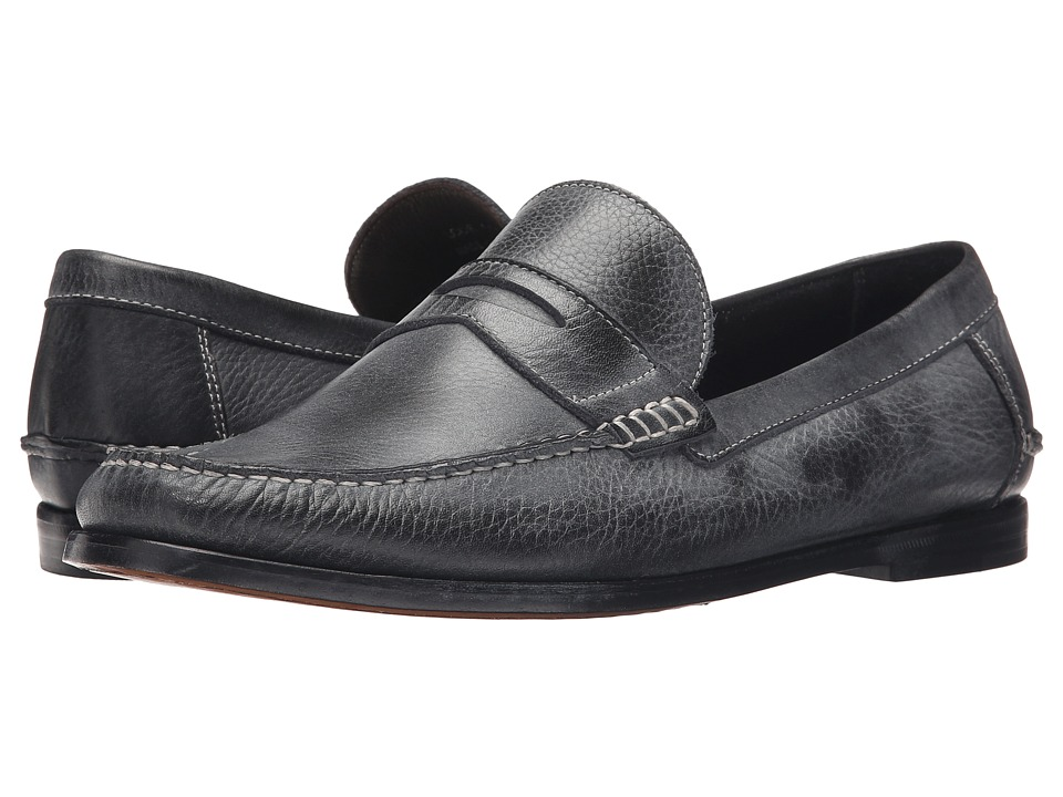 Donald J Pliner - Louis (Black) Men's Shoes
