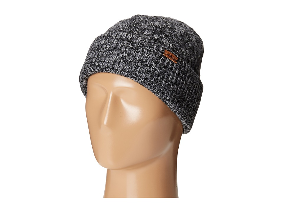 adidas - Twilight Beanie (Black/Deepest Space/Grey) Beanies