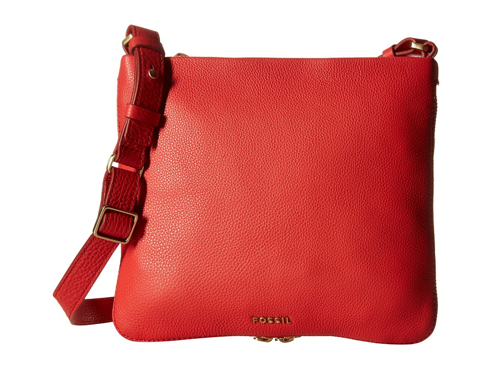 Fossil - Preston Crossbody (Canteen) Cross Body Handbags