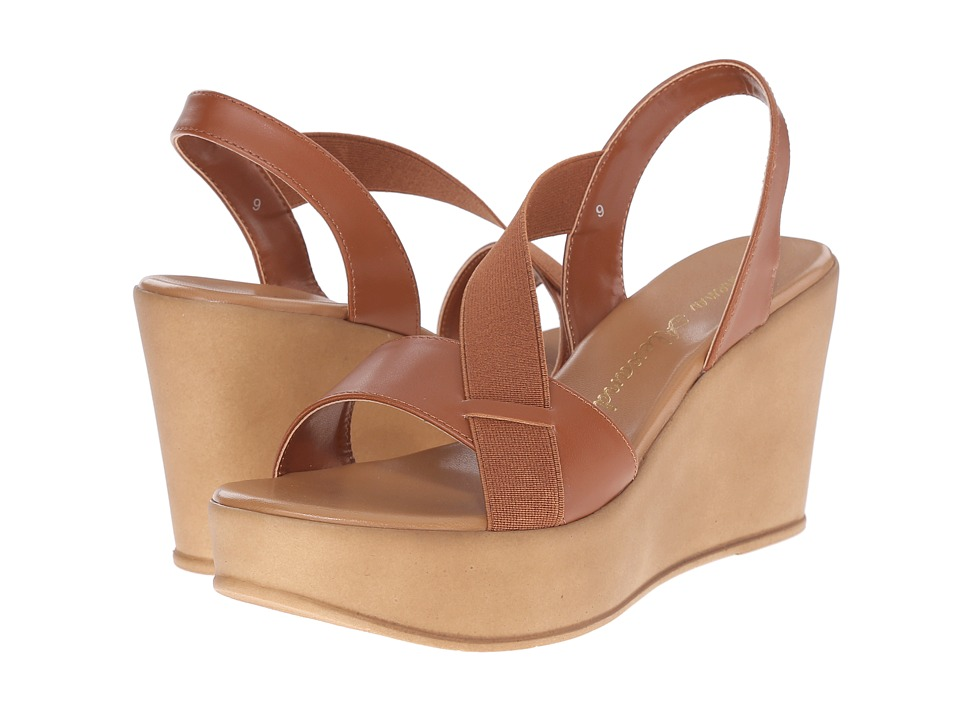 Athena Alexander - Koko (Cognac) Women's Shoes
