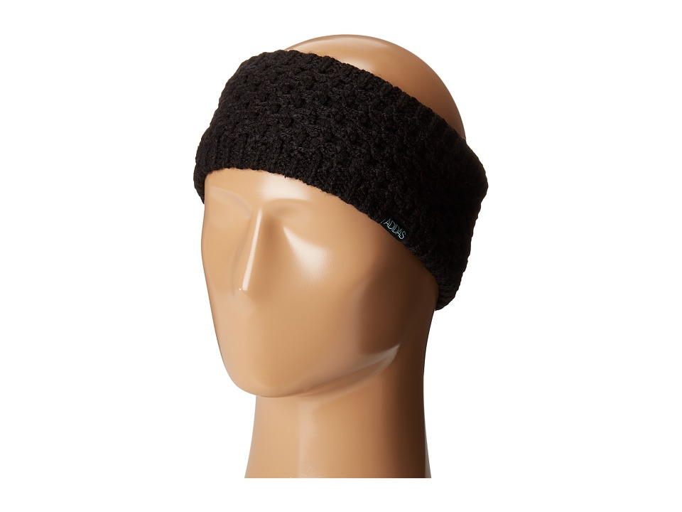adidas - Evergreen Headband (Black/Ice Green) Knit Hats