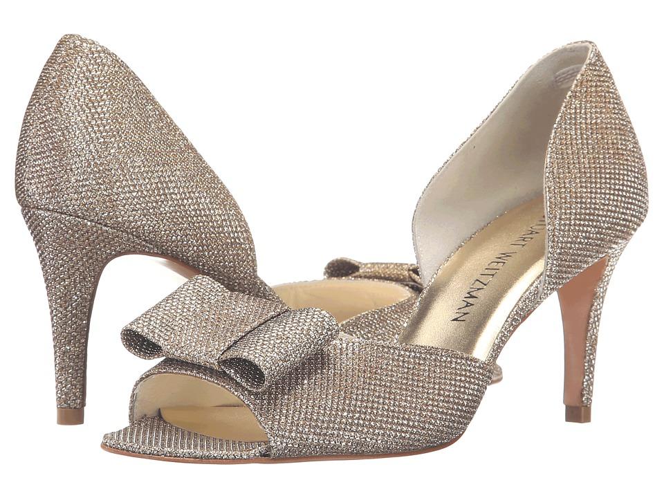 Stuart Weitzman - Noshowboat (Platinum Noir) Women's Shoes