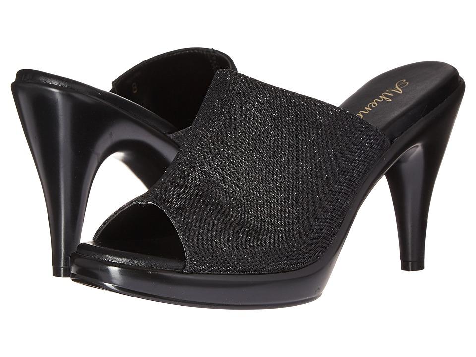 Athena Alexander - Anise (Black Sparkle) Women's Shoes