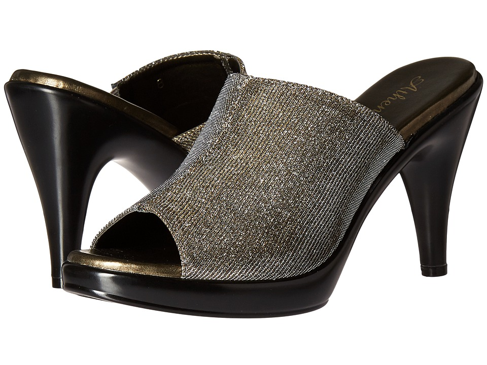 Image of Athena Alexander - Anise (Pewter Sparkle) Women's Shoes
