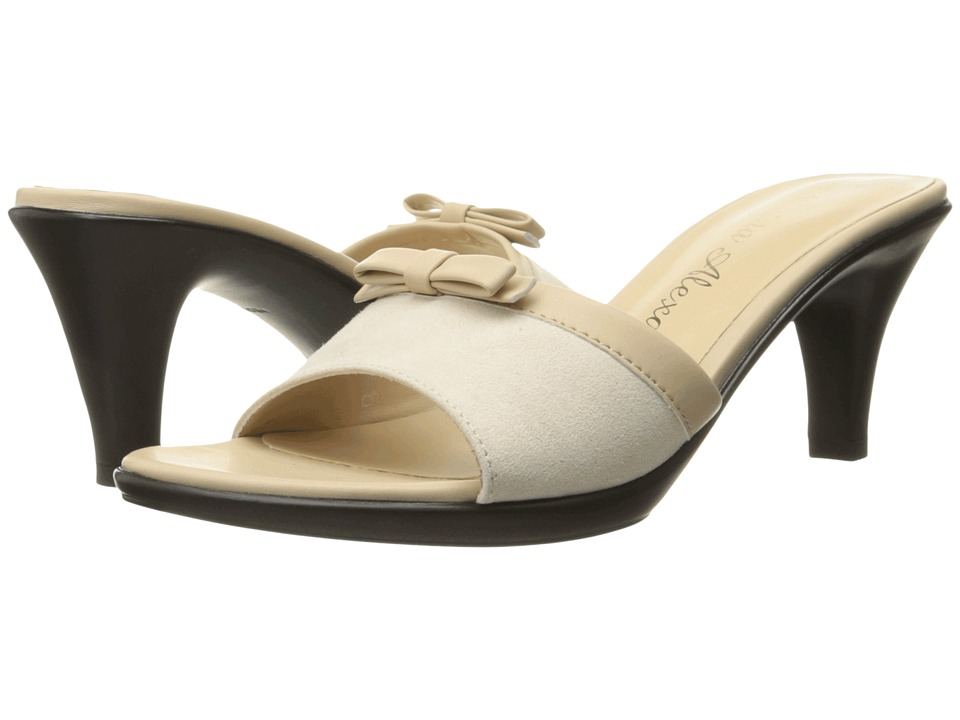 Athena Alexander - Elated (Beige Suede) Women's Shoes