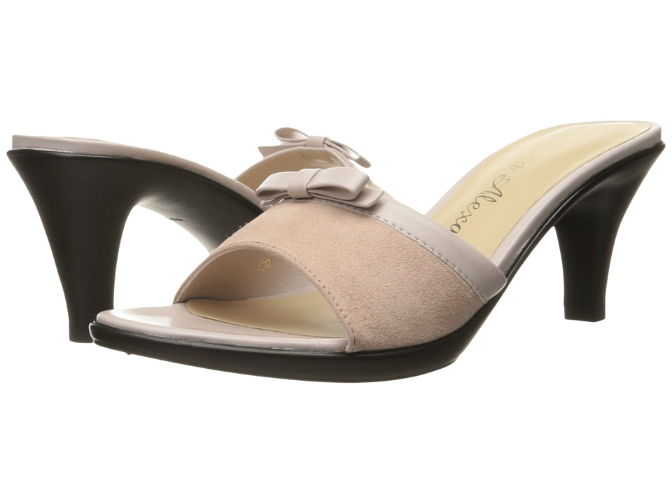 Athena Alexander Elated (Pink Suede) Women
