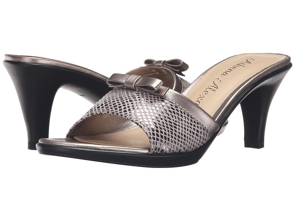 Athena Alexander - Elated (Pewter Snake) Women's Shoes