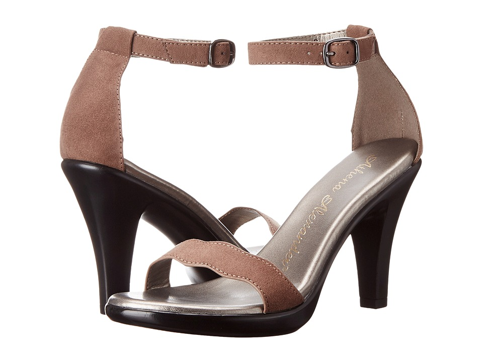 Athena Alexander - Lynsey (Taupe Suede) Women's Shoes