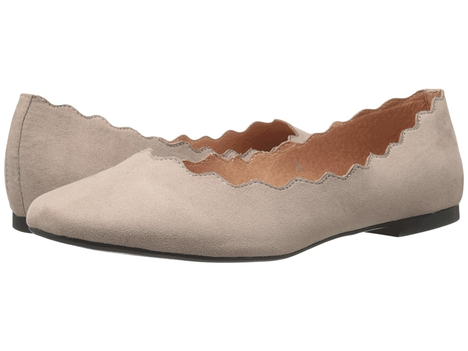 Athena Alexander Toffy (Grey Suede) Women