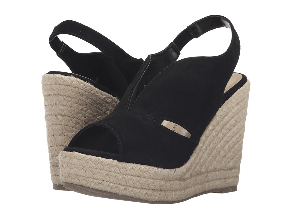 Athena Alexander - Grande (Black Suede) Women's Shoes
