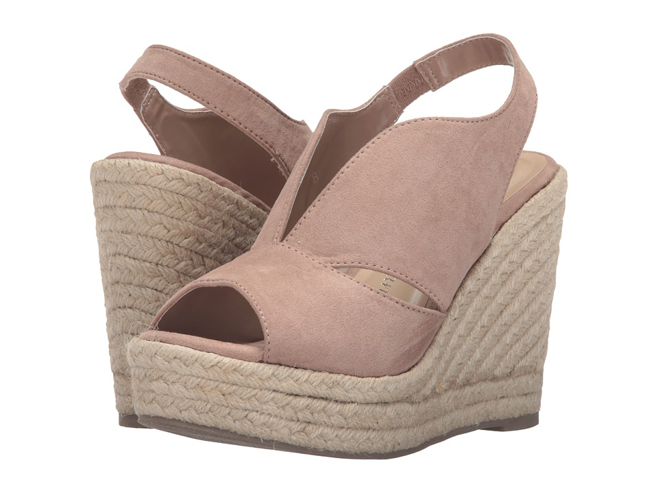 Athena Alexander - Grande (Blush Suede) Women's Shoes