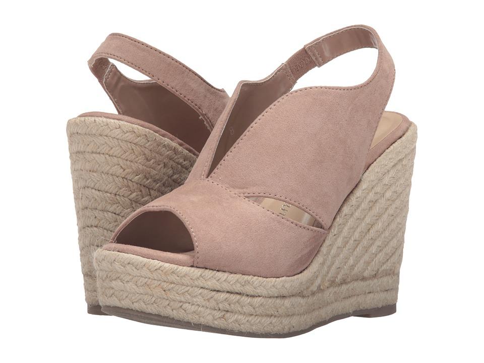 Athena Alexander - Grande (Blush Suede) Women's Shoes