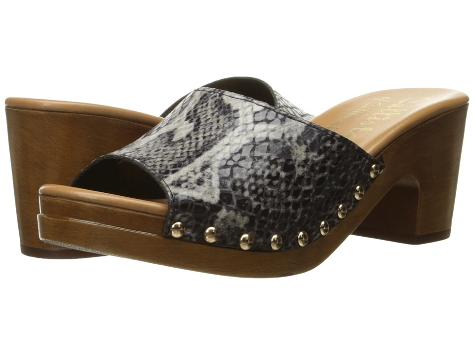 Callisto of California - Danna (Python) Women's Slide Shoes