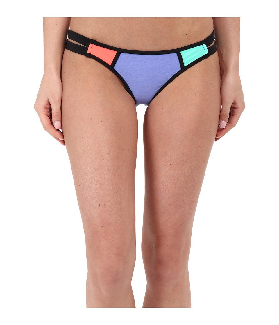 Body Glove - Borderline Bali Bottoms (Iris Blue) Women's Swimwear