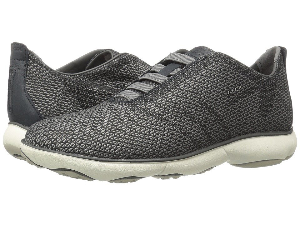 Geox MNEBULA25 (Black/Grey) Men
