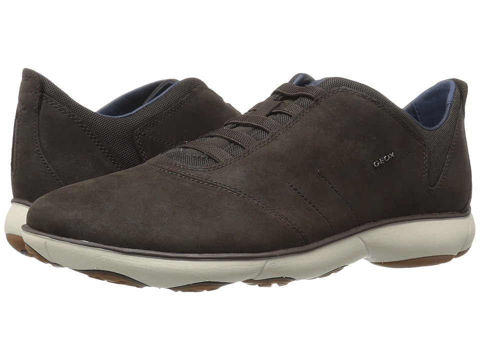 Geox - MNEBULA23 (Dark Coffee) Men's Shoes