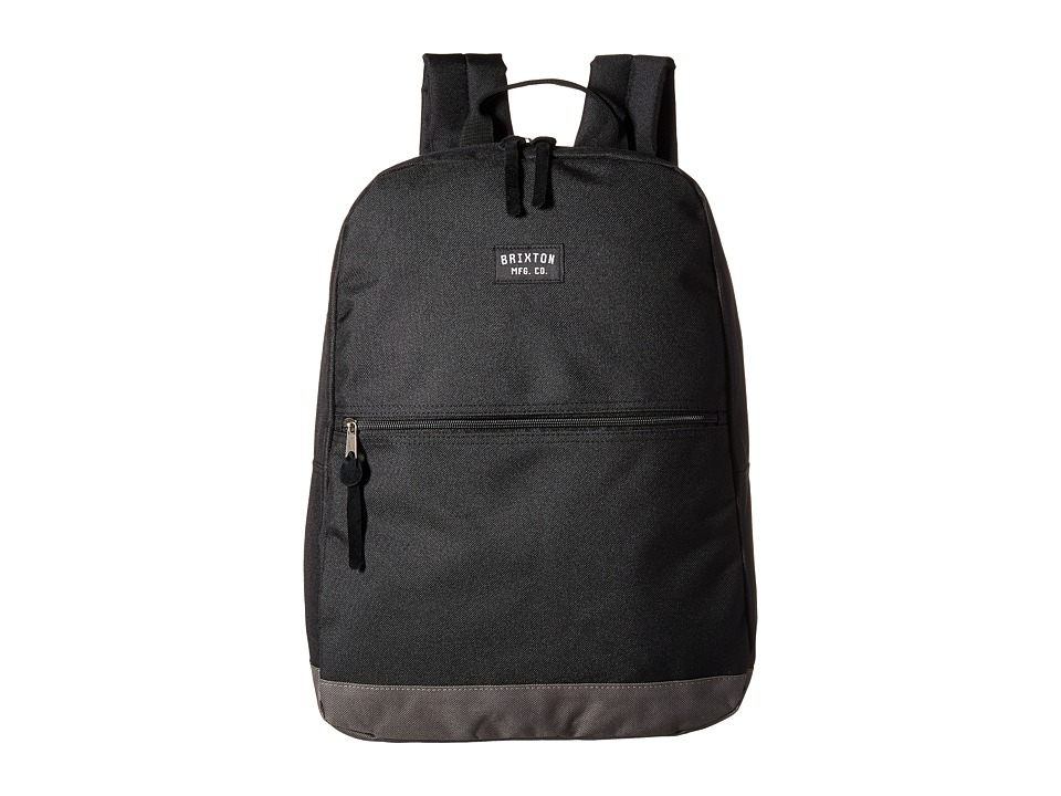 Brixton - Locker Backpack (Washed Black) Backpack Bags