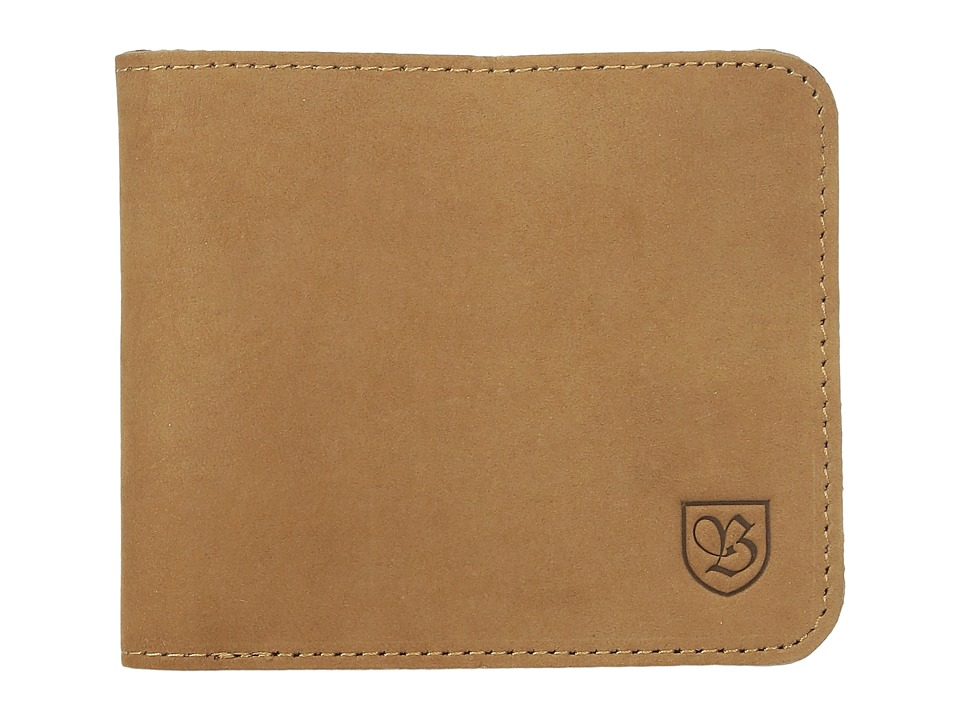 Brixton - Noble Wallet (Brown) Wallet Handbags