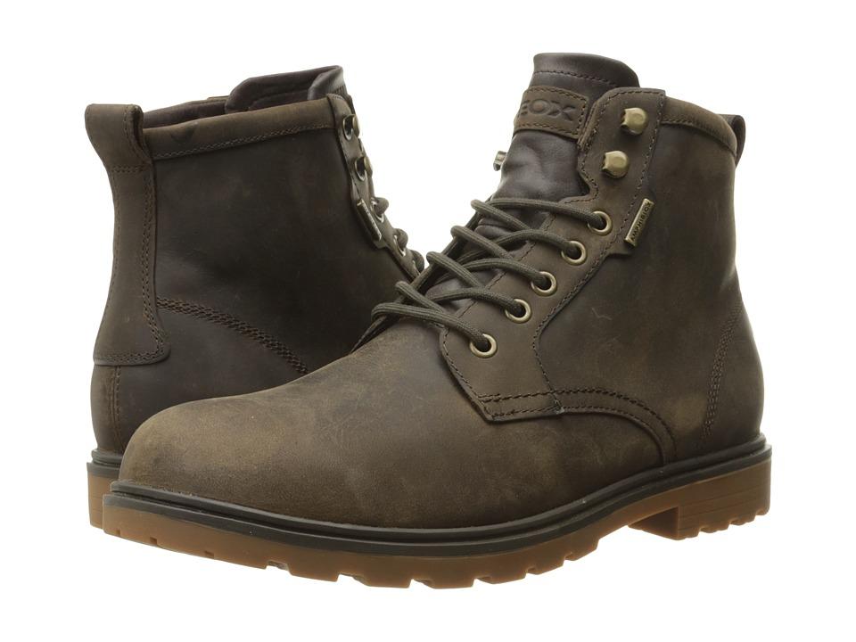 Geox - MAKIMBABX3 (Chestnut) Men's Shoes