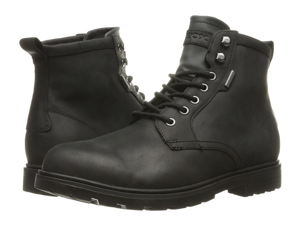 Geox - MAKIMBABX3 (Black) Men's Shoes