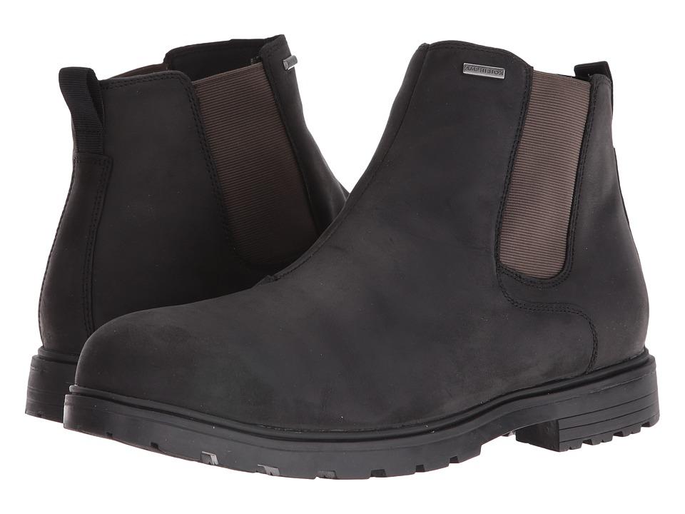 Geox - MAKIMBABX4 (Black) Men's Shoes