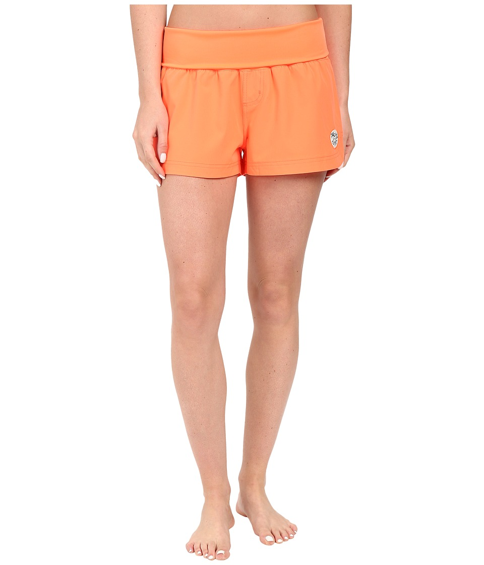 Body Glove - Seaside Vapor Boardshort (Tangy) Women's Swimwear
