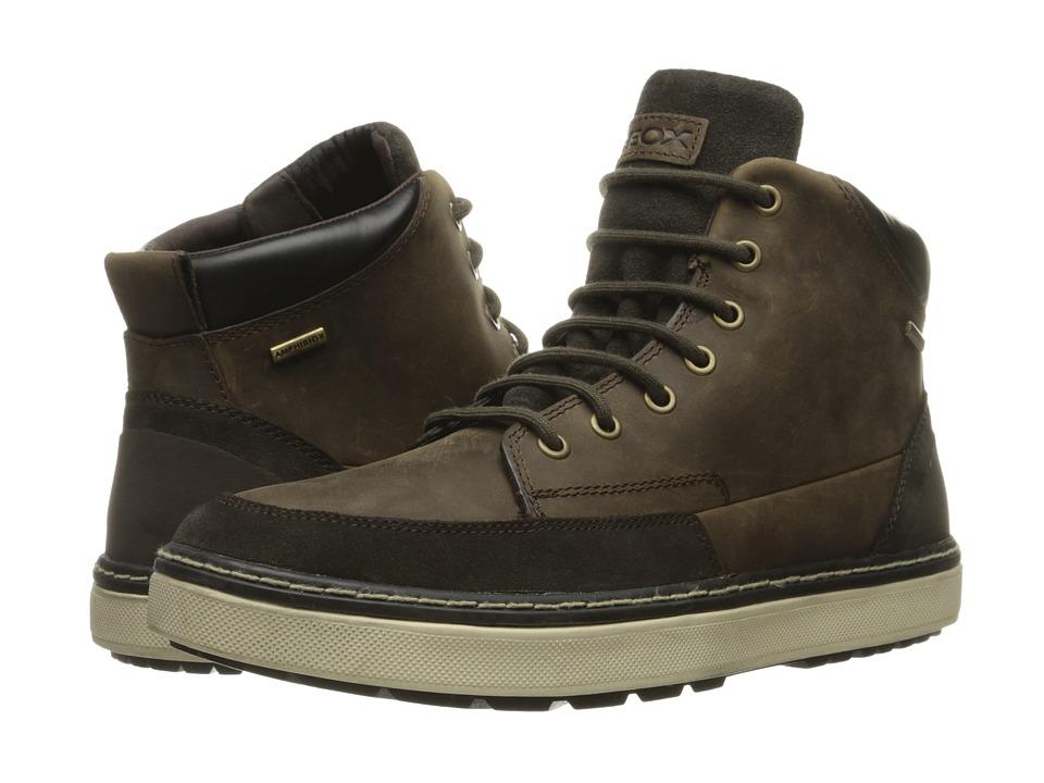 Geox - MMATTIASBABX16 (Chestnut) Men's Shoes