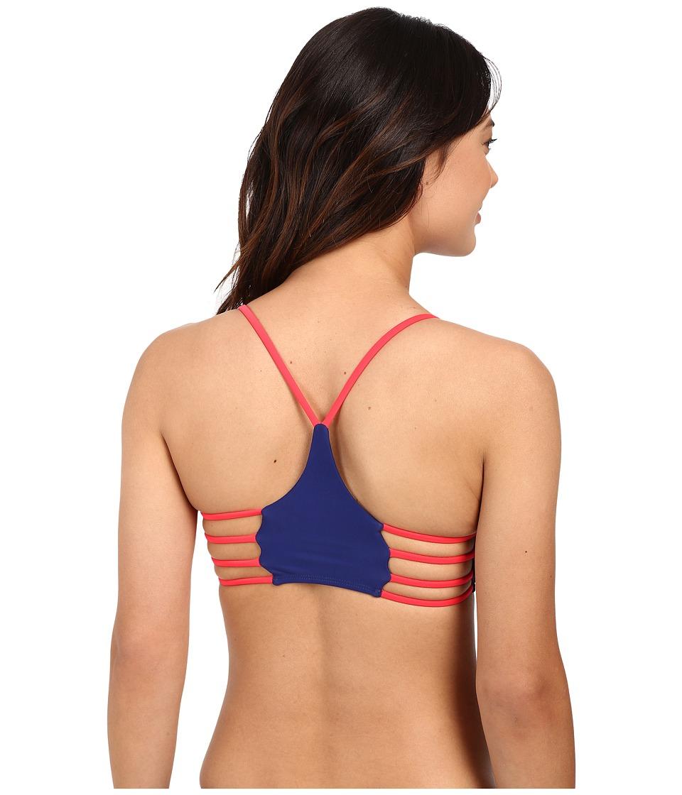 Body Glove - Victory Alani Halter Top (Midnight) Women's Swimwear
