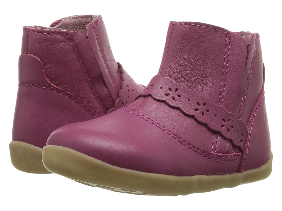 Bobux Kids - Step Up Rider (Infant/Toddler) (Rose) Girl's Shoes