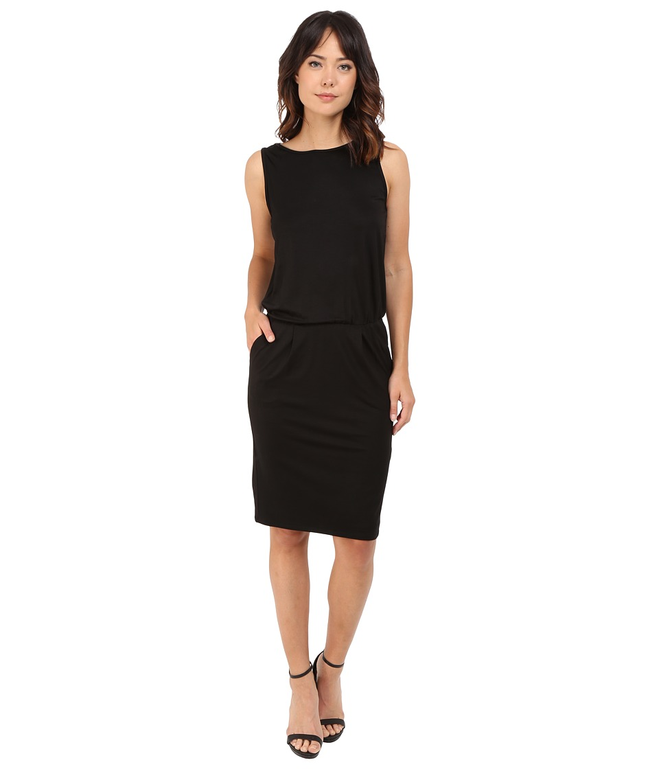 Trina Turk - Sooth Dress (Black) Women's Dress