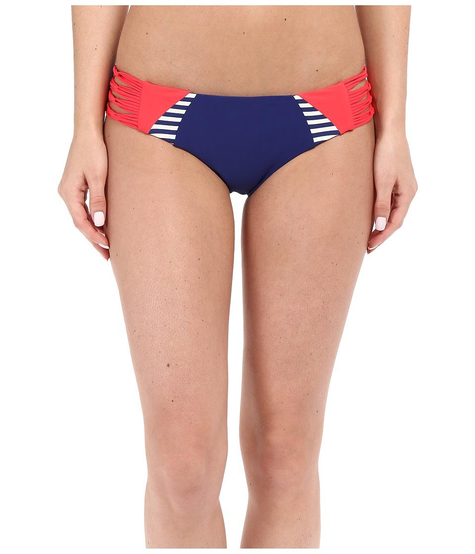 Body Glove - Victory Ruby Low Rise Bottom (Midnight) Women's Swimwear