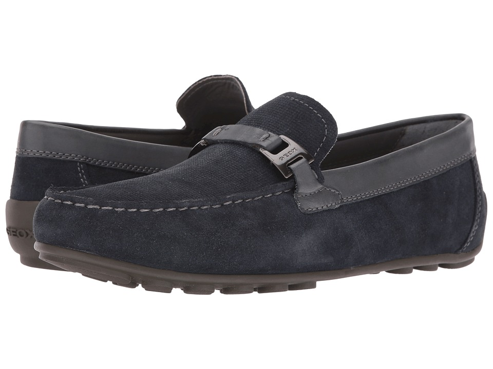 Geox - MGIONA5 (Navy) Men's Shoes