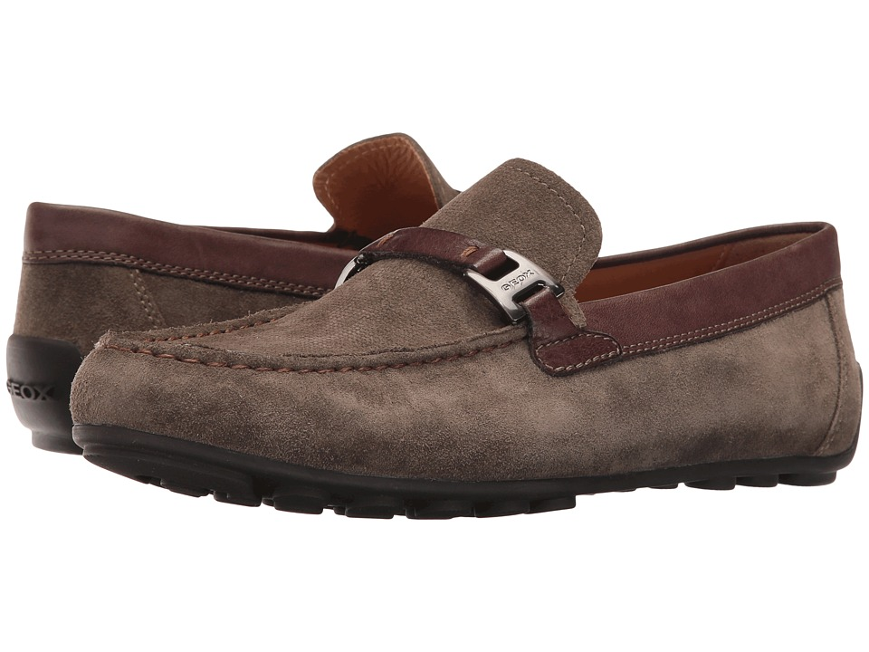 Geox - MGIONA5 (Taupe/Coffee) Men's Shoes