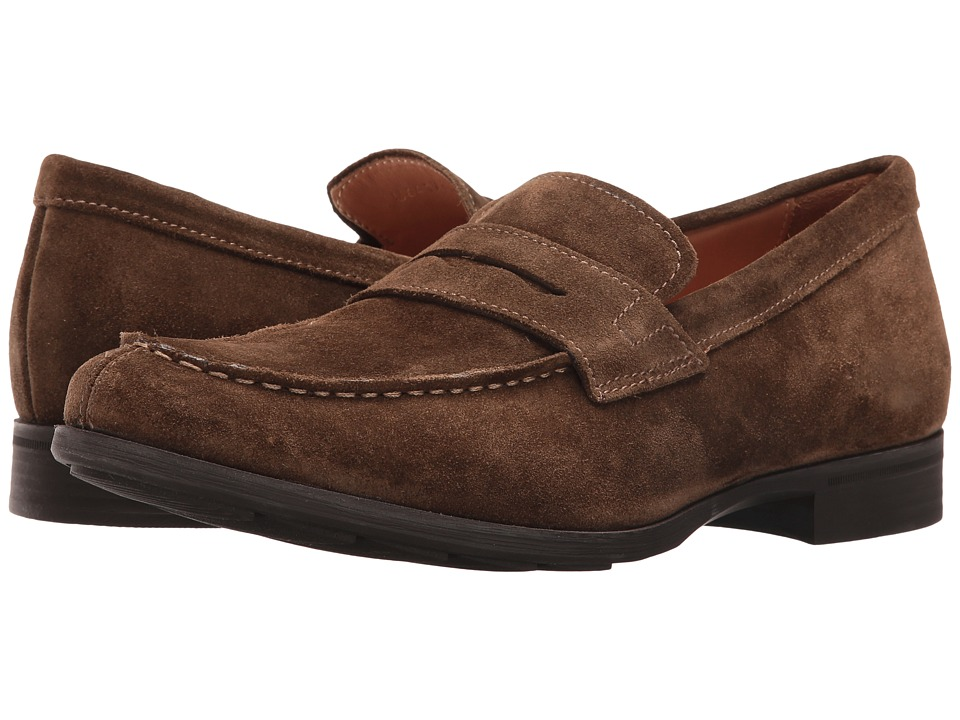 Geox - MBESMINGTON3 (Brown) Men's Shoes