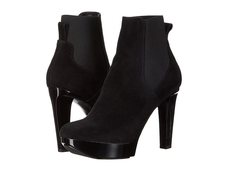 Robert Clergerie - Tonita (Black Suede) Women's Shoes