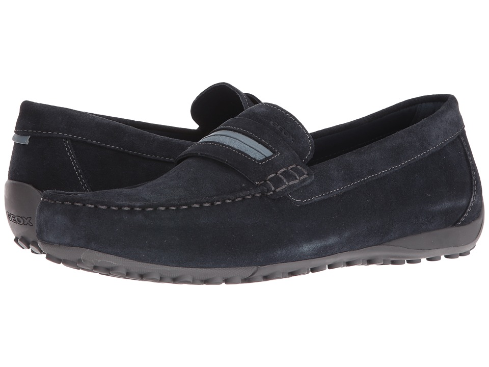 Geox - MSNAKEMOC2FIT2 (Navy) Men's Shoes