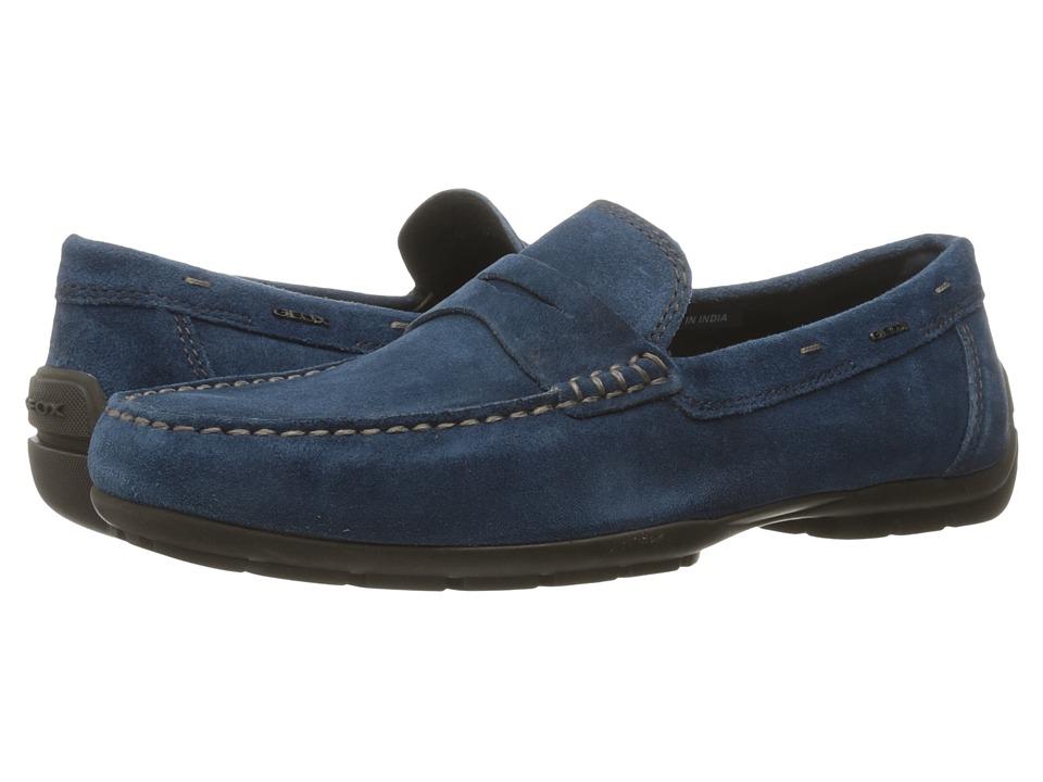 Geox - MMONETW2FIT8 (Ocean) Men's Shoes