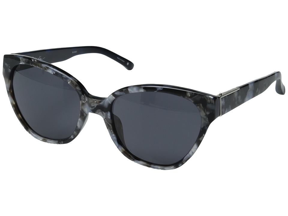 Image of 3.1 Phillip Lim - PL152C5SUN (Black Pearl/Silver/Grey) Fashion Sunglasses