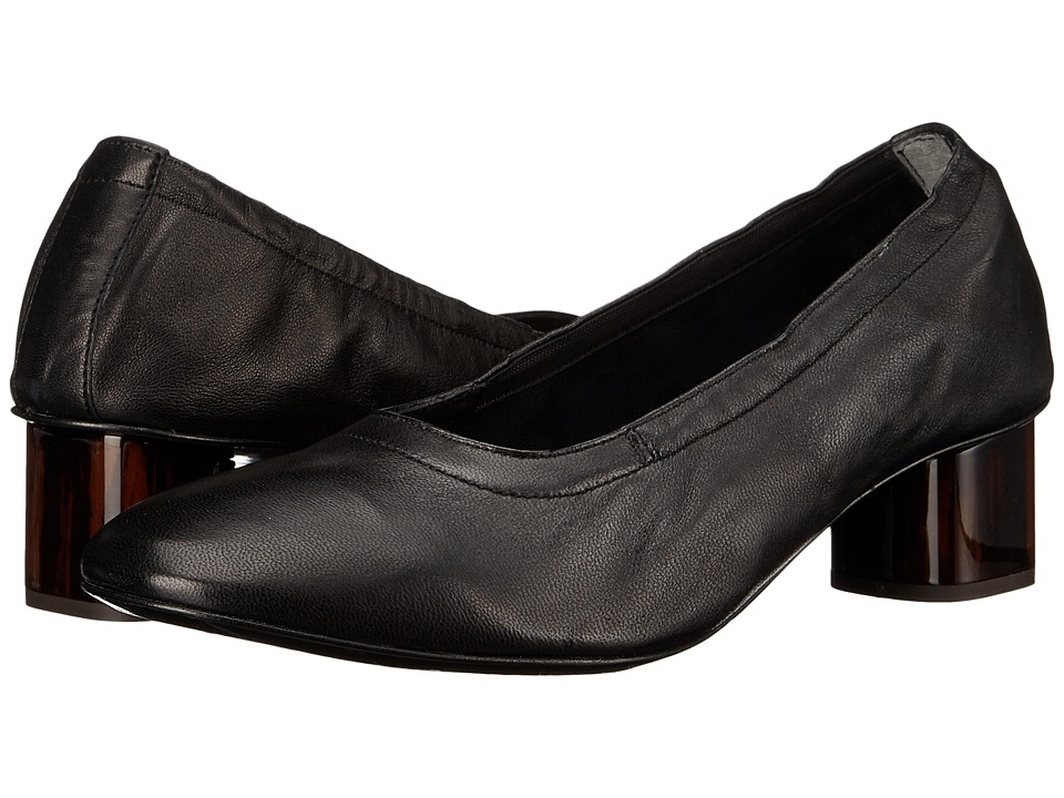 Robert Clergerie - Poket (Black Nappa) Women's Shoes
