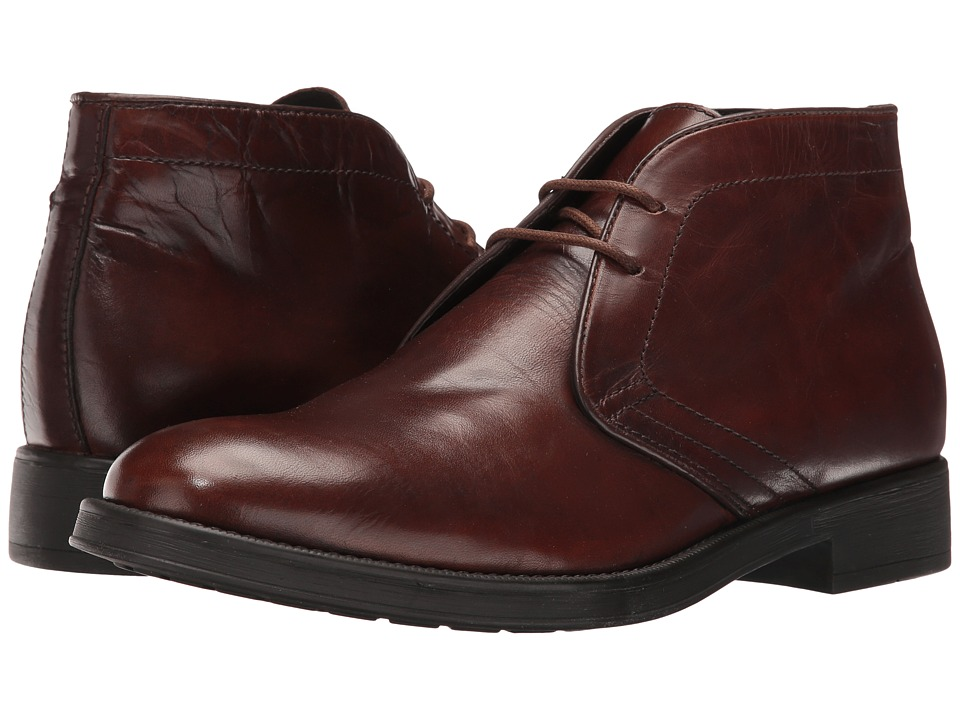 Geox - MBLADE17 (Brown Cotto) Men's Shoes