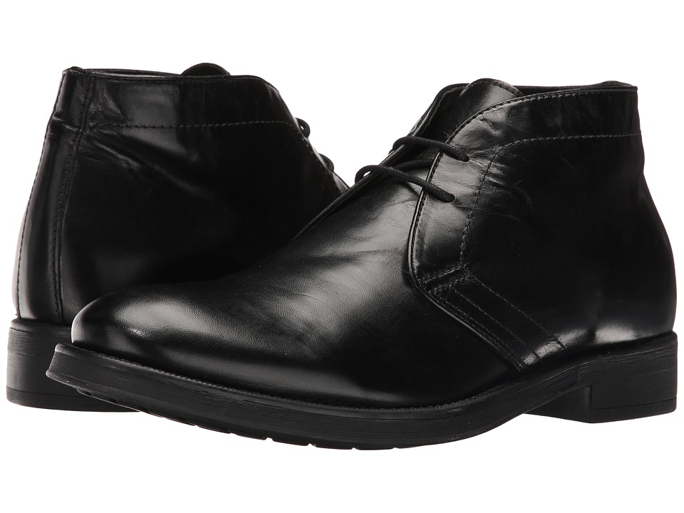 Geox - MBLADE17 (Black) Men's Shoes